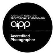 wedding photographer Noosa AIPP_Accredited_Logo