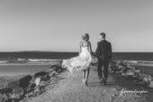 Noosa wedding rockwall